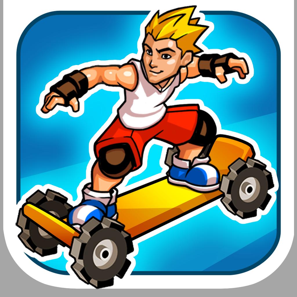 Extreme Skater iOS