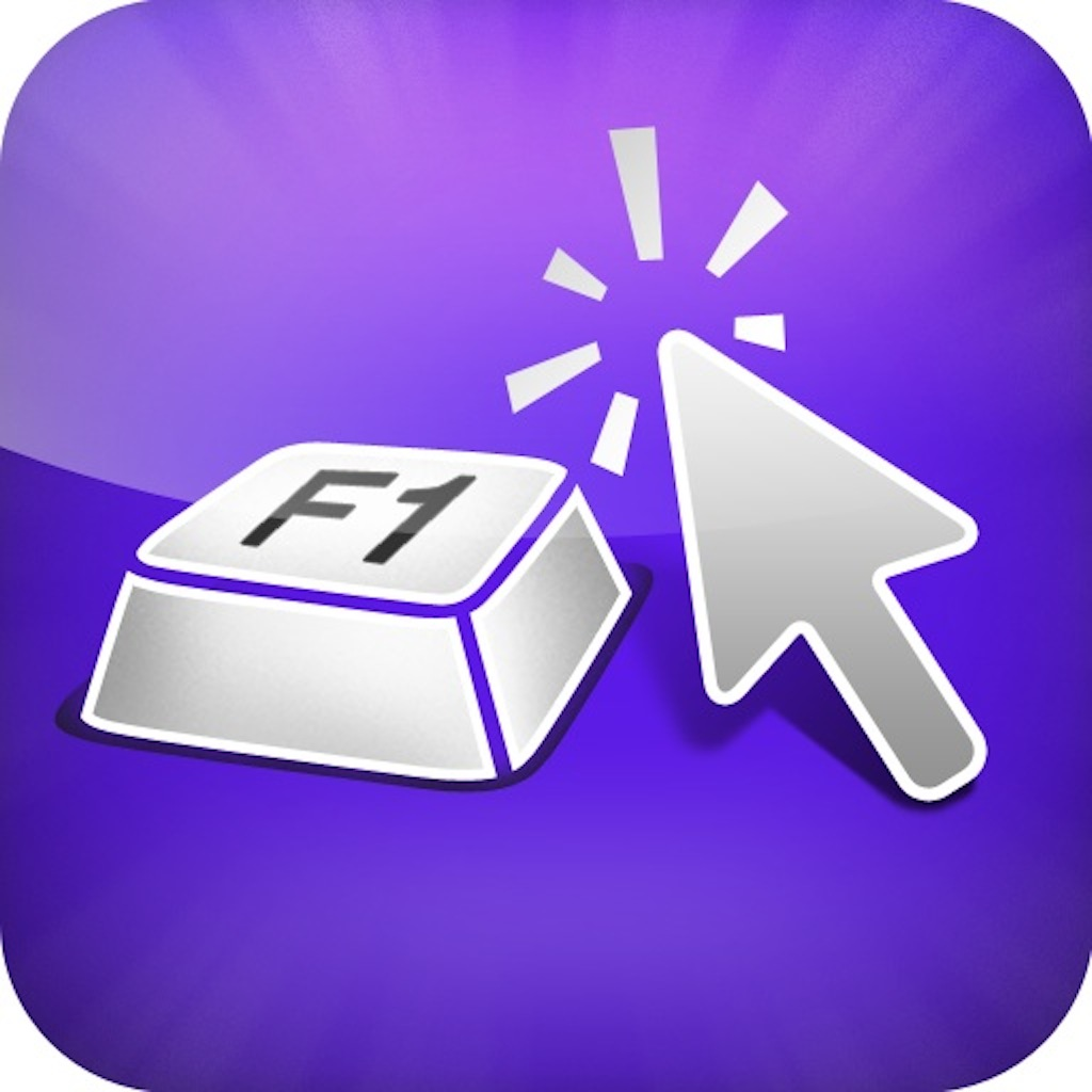 Snatch Pro - Ultimate wireless trackpad / mouse, custom remote control, and keyboard for PC and Mac app icon