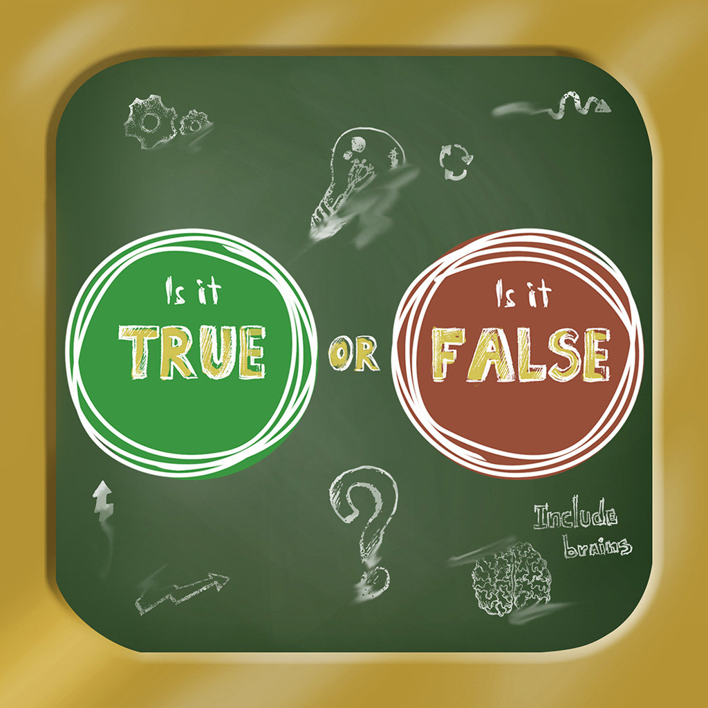 Is It True or Is It False – Answer A Million (Your Test Quiz)